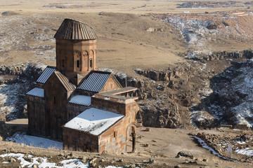 church ruins of ancient Ani