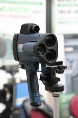 Telelaser - strumento misuratore di velocità