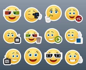 Cine Stickers