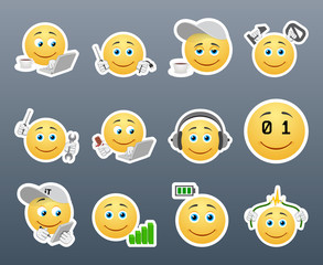 Smilies IT system