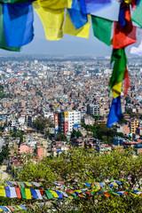 Kathmandu city in Nepal
