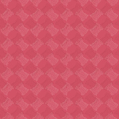 Abstract pattern based on Traditional African Ornament.