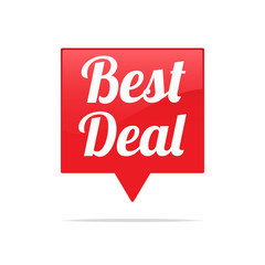 Best Deal Tag