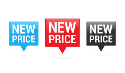 New Price Tags