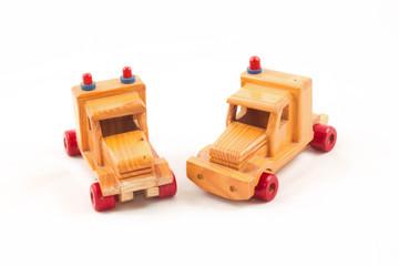 Duo de petit camion