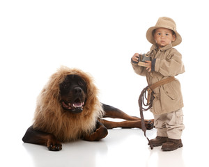 The Adventurer and the Lion