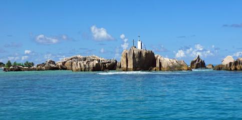 la digue lighthouse