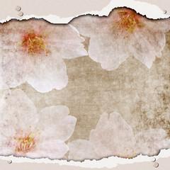 paper wedding background