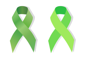 Green ribbon awareness
