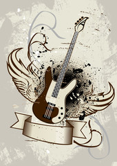 Guitar Wings