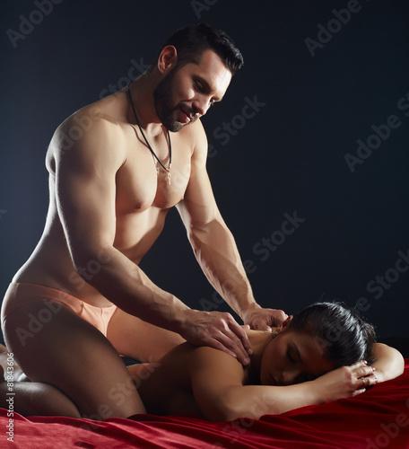 эротический массаж мужчине как делать фото