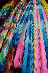 Tuinposter Paradijsvogel 折り鶴