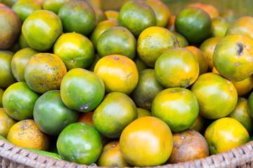 mandarins at asian street market