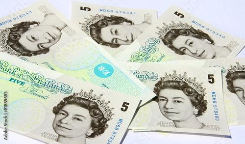 argent livres sterling 4ème Anglais