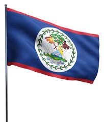 Belize Flag Image