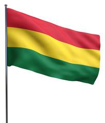Bolivia Flag Image