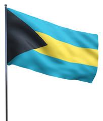 Bahamas Flag Image