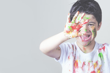 niño pintado