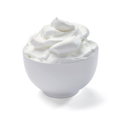 sour whipped cream
