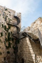 The Ramparts Walk in Jerusalem