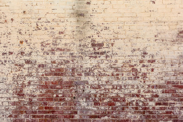 Old brick wall in a background