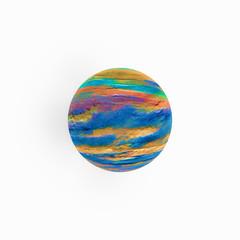 esfera con textura 11
