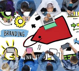 Branding Marketing Advertising Identity Business Trademark