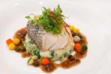Sea Bass Fillet Steak