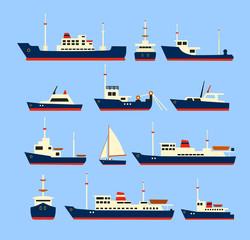 Ships set.