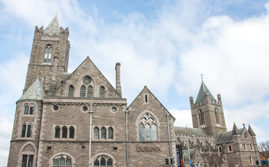Dublina museum  and Christchurch Cathedral Dublin