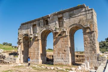 Patara antique city, Turkey
