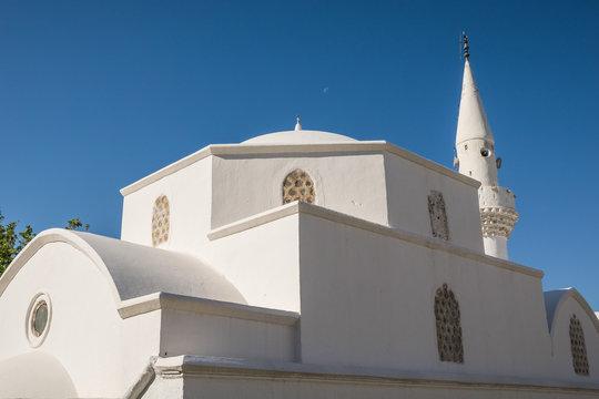 Mosque in Kalkan, Turkey