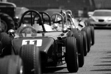 Poster Motorise Klassik Rennen