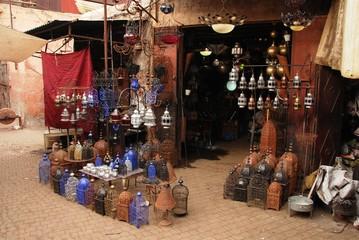Souk des ferronniers, Marrakech