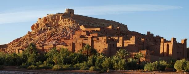 Papiers peints Maroc Ksar d'Aït-Ben-Haddou, Morocco