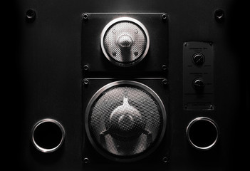 Soviet sound system AS-100