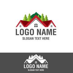 residential logo - home mountain 2