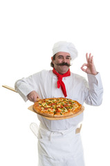 Happy Chef Approval
