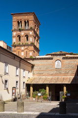 Albano Laziale Chiesa di Santa Maria Della Rotonda