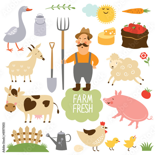 related pictures farm animals - photo #2