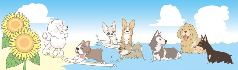 August Dogs