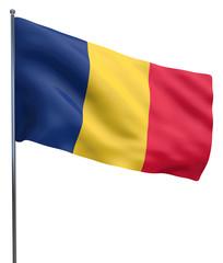 Chad Flag Image