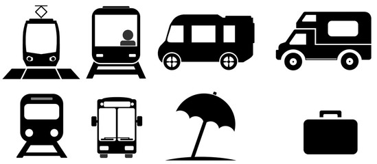 Transports / Vacances
