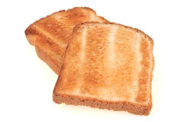 Les toasts grillés