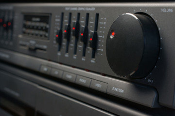 Audio System Controls