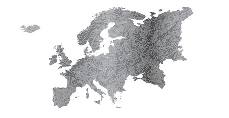 Europe Concept Map