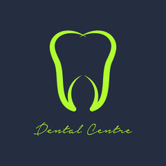 Dental Centre logo vector