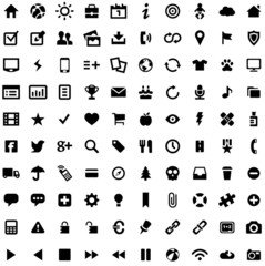 Perfect small Webicons