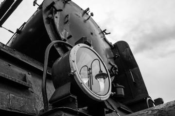 The locomotive lamp
