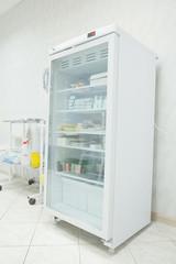 drugs in hospital cupboard